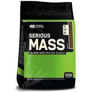 Optimum Nutrition Serious Mass Weight Gain Powder