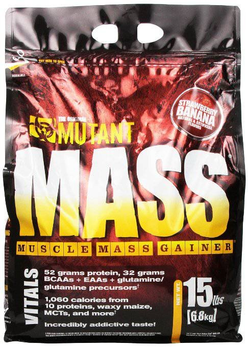 Mutant Mass Weight Gainer