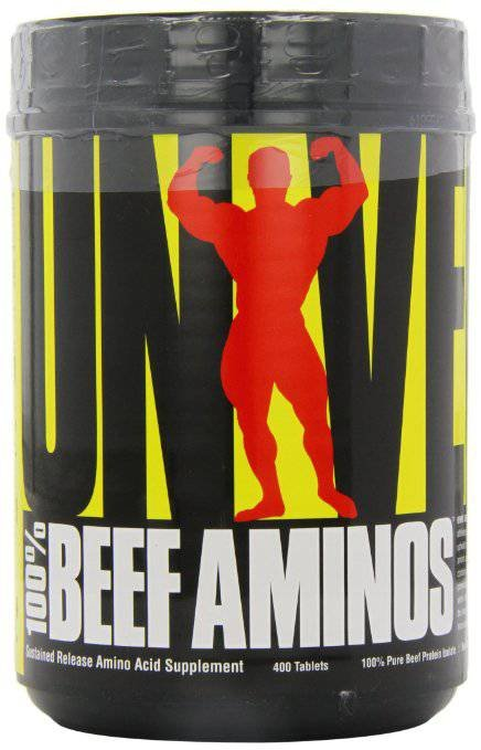 Universal Nutritional  100 Amino Capsules