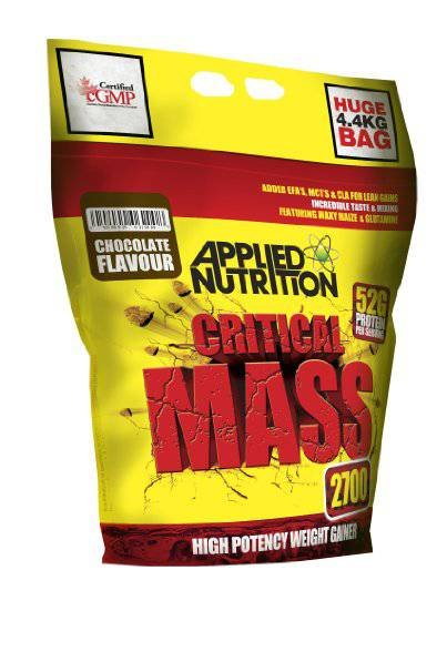 Applied Nutrition Critical Mass