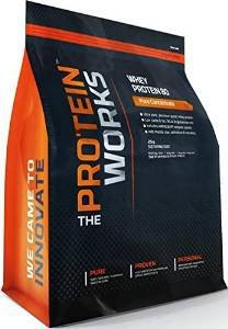 The Protein Works Pure Whey Protein 80