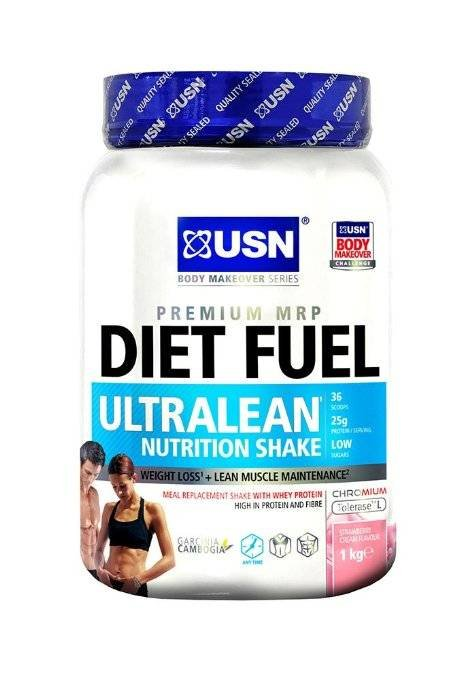 USN Diet Fuel Ultralean Nutrition Shake