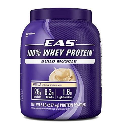 EAS 100 Whey Protein Powder