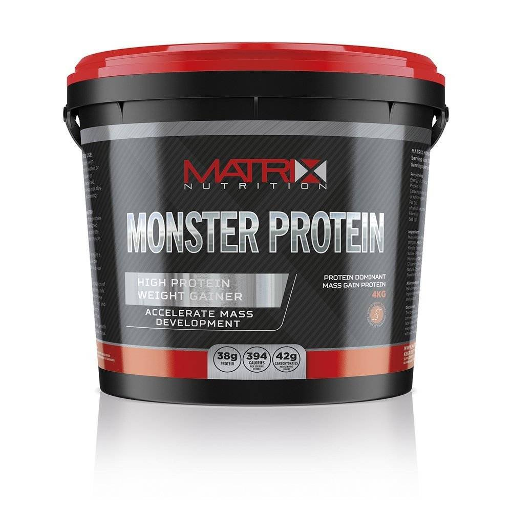 Matrix Nutrition Monster Protein