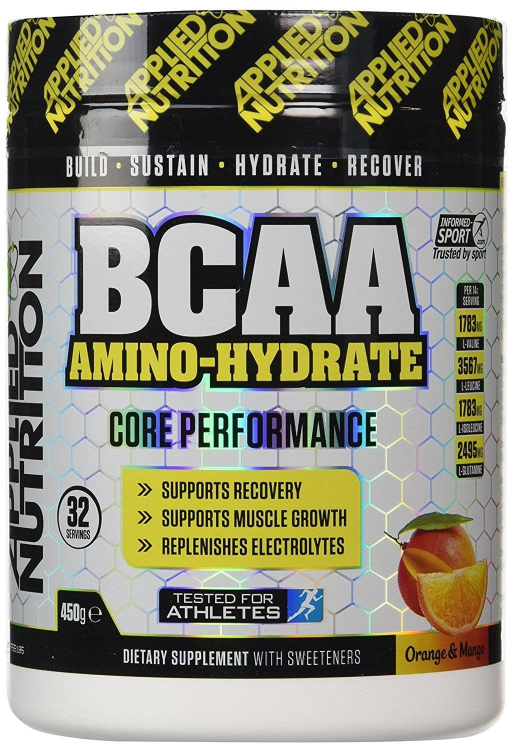 Applied Nutrition BCAA